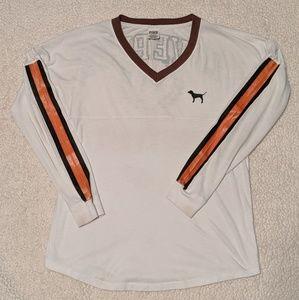 VS PINK Long Sleeve t-shirt sz S
